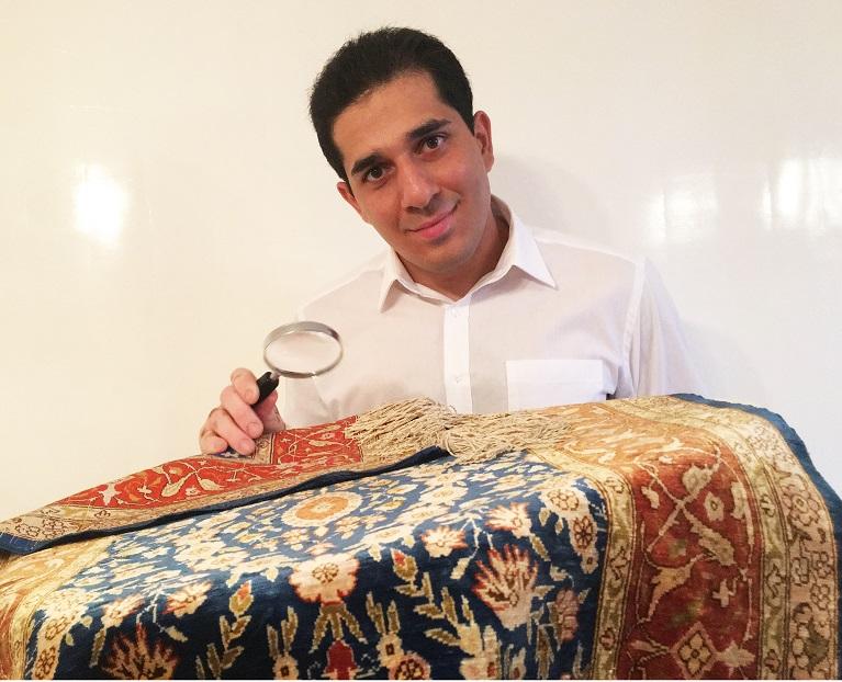 Verkaufe alte Perser Teppiche