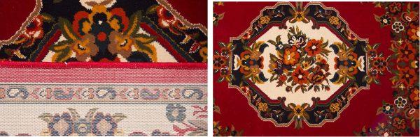 Erkennen persische Teppiche