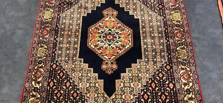 Erkennen persische Teppiche.