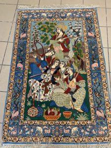 Isfahan teppich - teppich ankauf dortmund