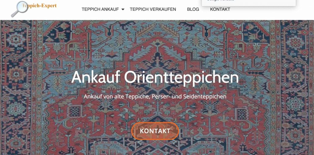 Persian carpets sell top prices and fast