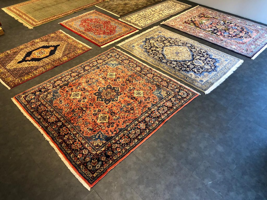 where can I sell my handicrafts , Persian carpets